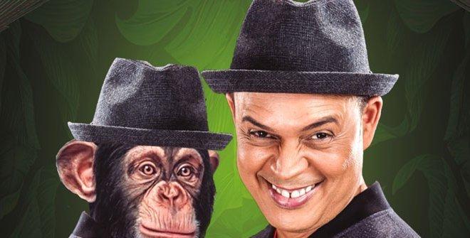 Alexis Valdés se presenta en Madrid con su espectáculo 'Tu primo el mono'