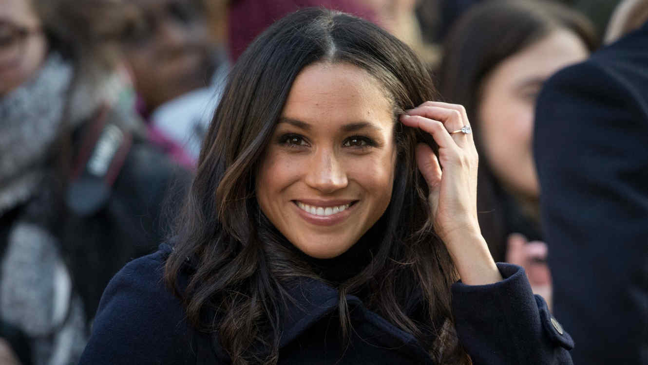 La duquesa de Sussex, Megahn Markle.