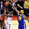NBA: Warriors empatan la final en Toronto