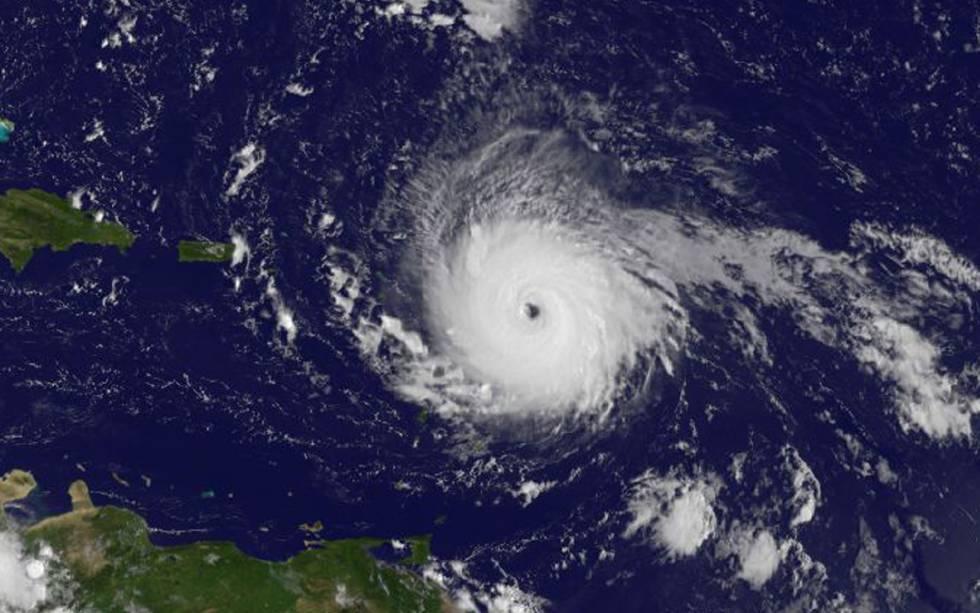 Consideraciones de José Rubiera sobre la tormenta tropical Dorian