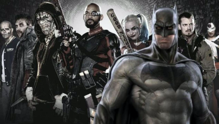 Universo DC Comics estrena The Suicide Squad, ¿estará Batman?