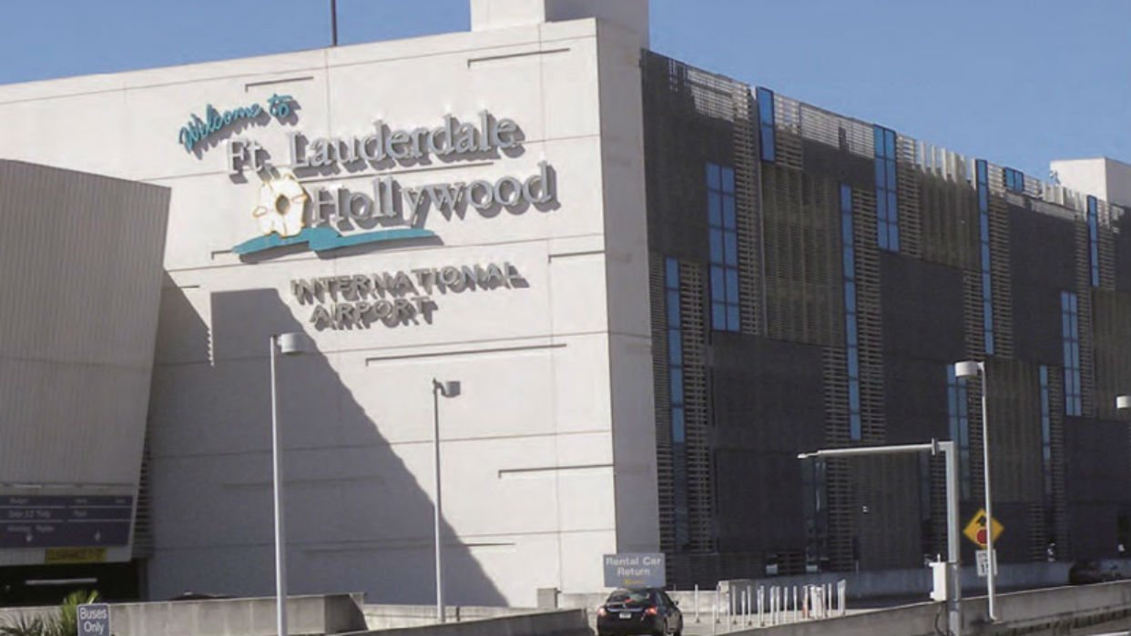 Aeropuerto Internacional de Fort Lauderdale-Hollywood
