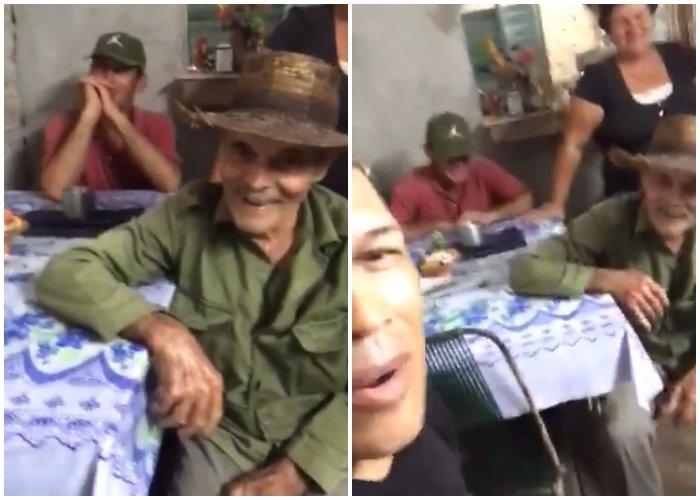 """Limay Blanco presenta a su amigo """"Davi"""""""