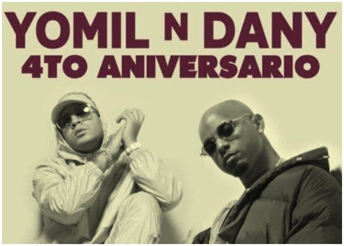 Yomil y el Dany reprograman su concierto aniversario