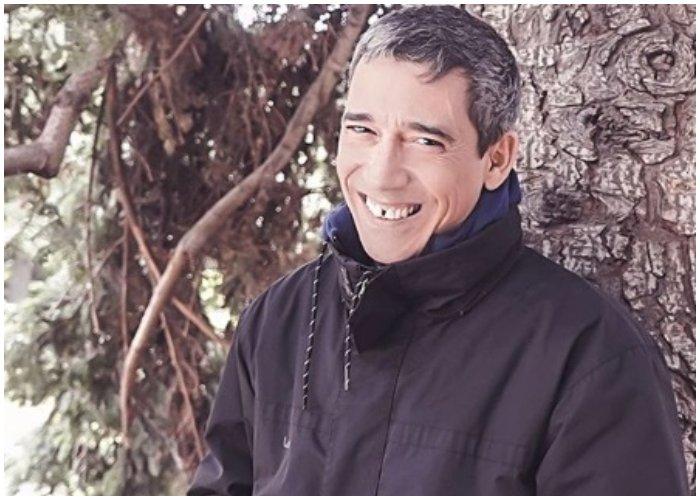 Actor cubano Yubran Luna