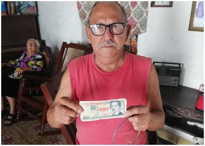 Alexis Denis, honrado parqueador cubano