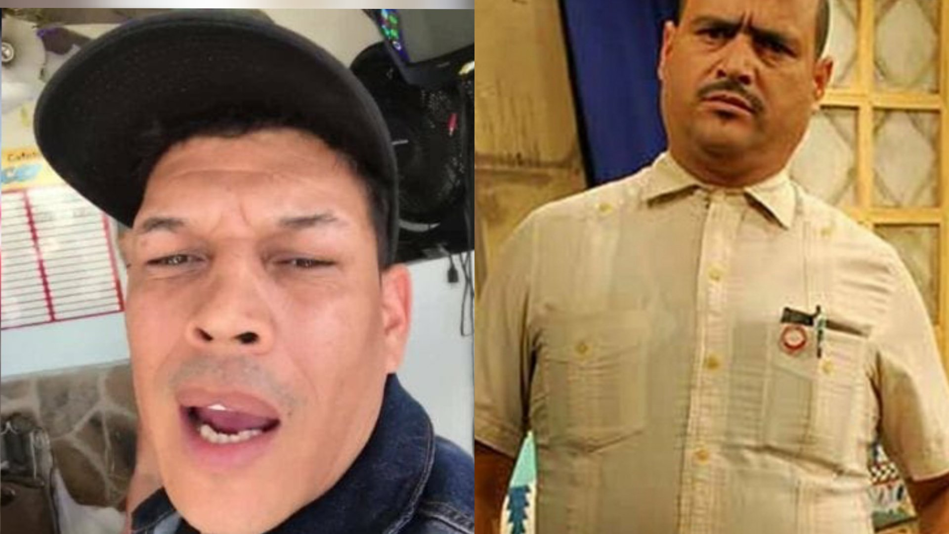 Limay Blanco envía mensaje de apoyo y solidaridad para Andy Vázquez (COLLAGE: Limay Blanco Facebook/Vivir de Cuento)