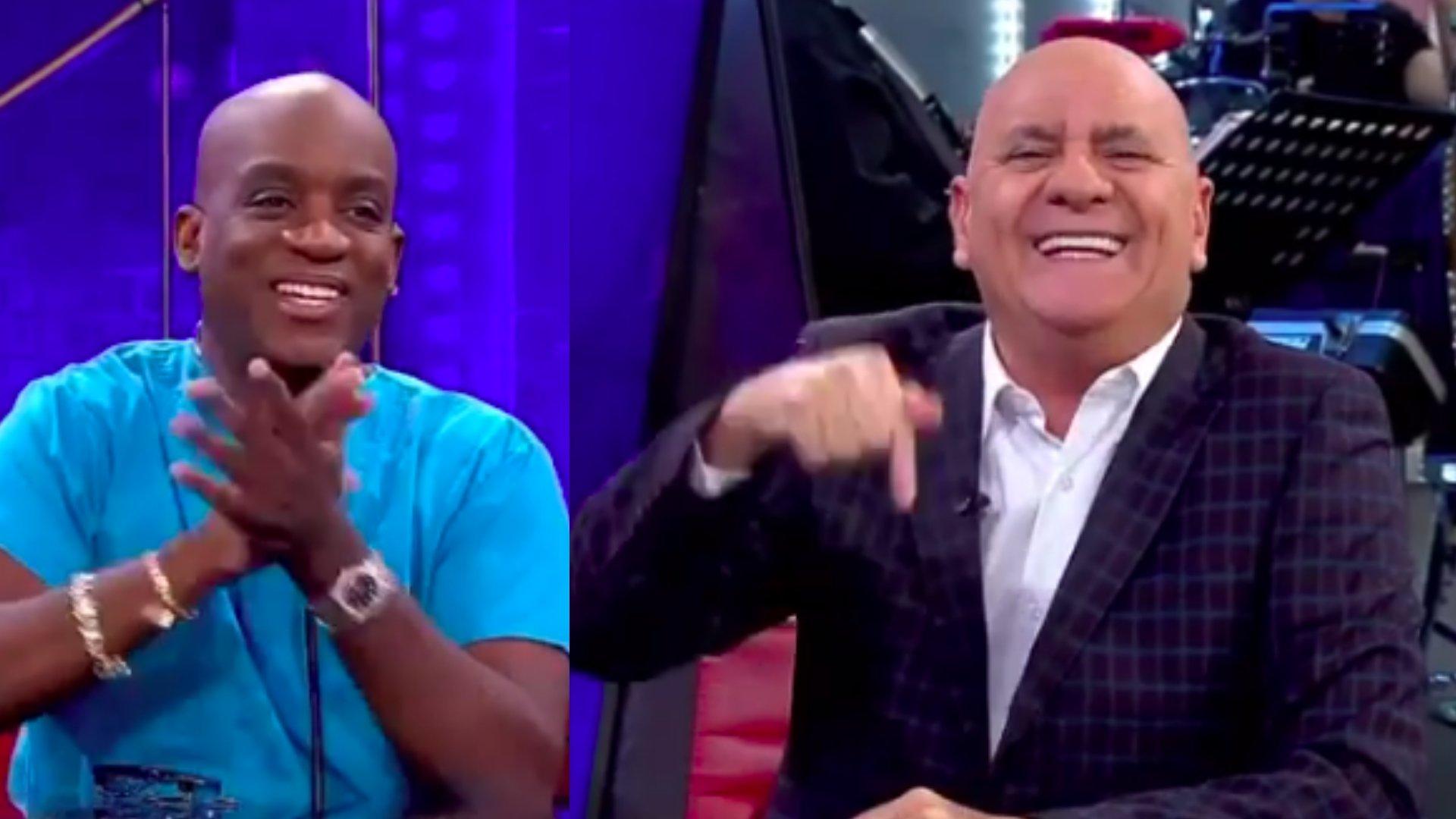 Regresa Boncó Quiñongo junto a Carlos Otero al show televisivo TN3
