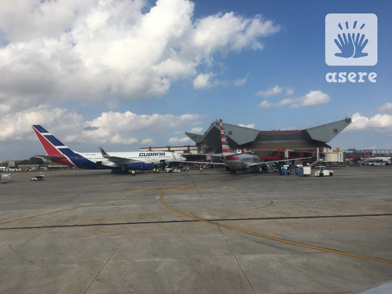 Aeropuerto José Martí (ASERE)