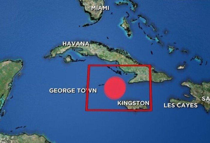 Emiten alerta de Tsunami en Cuba tras terremoto de 7.7 de magnitud (EL ESPAÑOL)