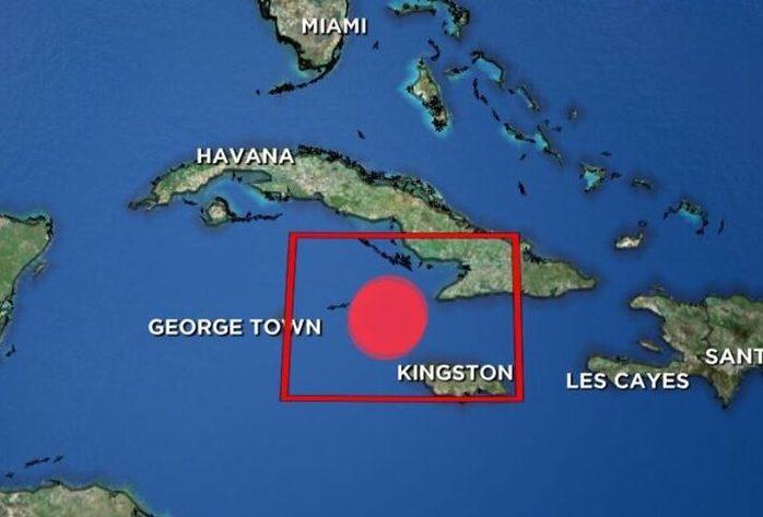 Sismo de 7.7 sacude a Cuba, Jamaica y Haití este #28Ene