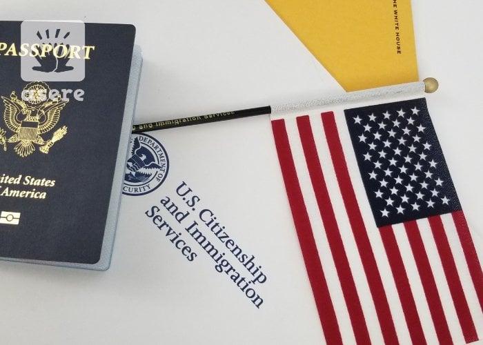 Proceso de ciudadanía de Estados Unidos