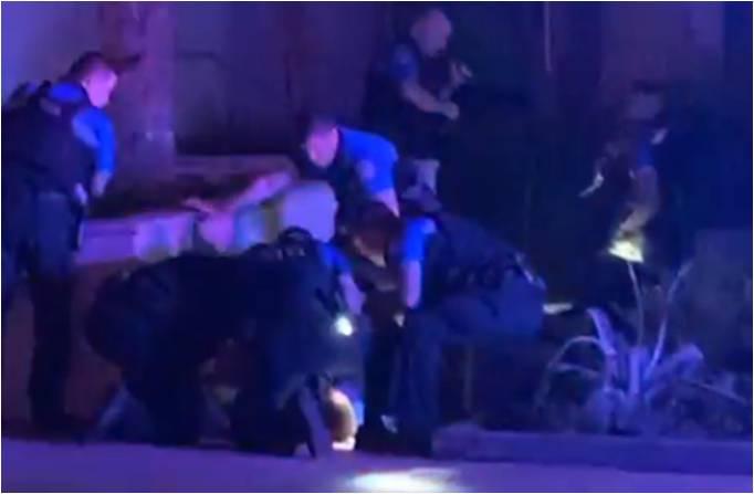 Dos heridos tras un tiroteo en South Beach