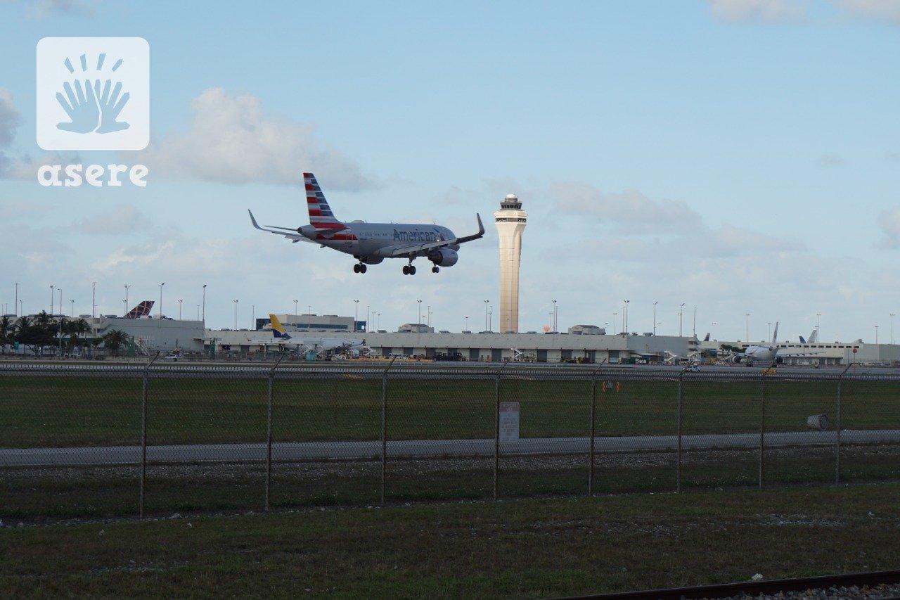 American Airlines suspende en un 75% los vuelos desde Miami por el coronavirus