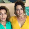 """Coralita Veloz y Tahimí Alvariño: """"Nosotras nos quedamos en casa. Cuidándonos, cuidándote"""""""