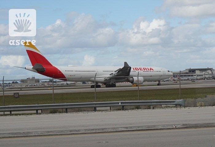 Españoles varados en Cuba podrán regresar a su país en un único vuelo de Iberia