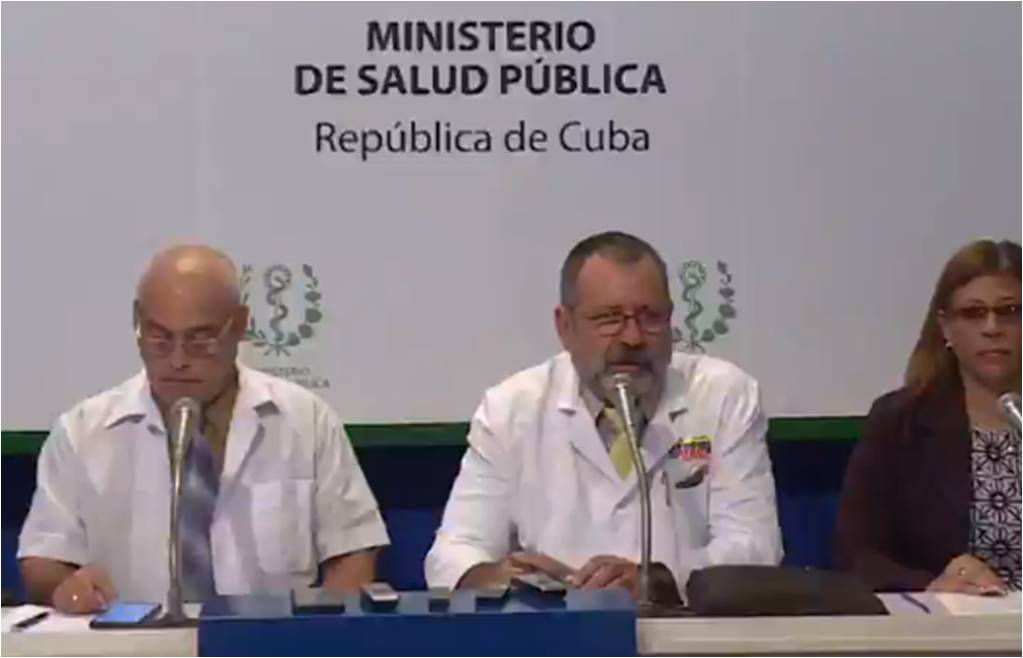 Gobierno de Cuba no tiene previsto el cierre de fronteras