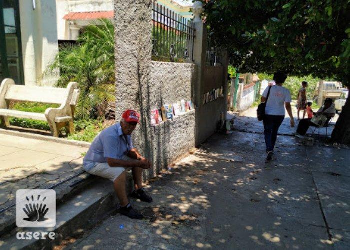 Anciano en Cuba