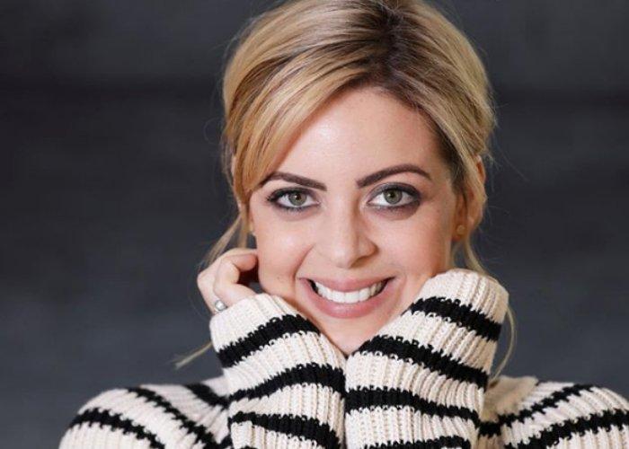 Actriz cubana Claudia Valdés