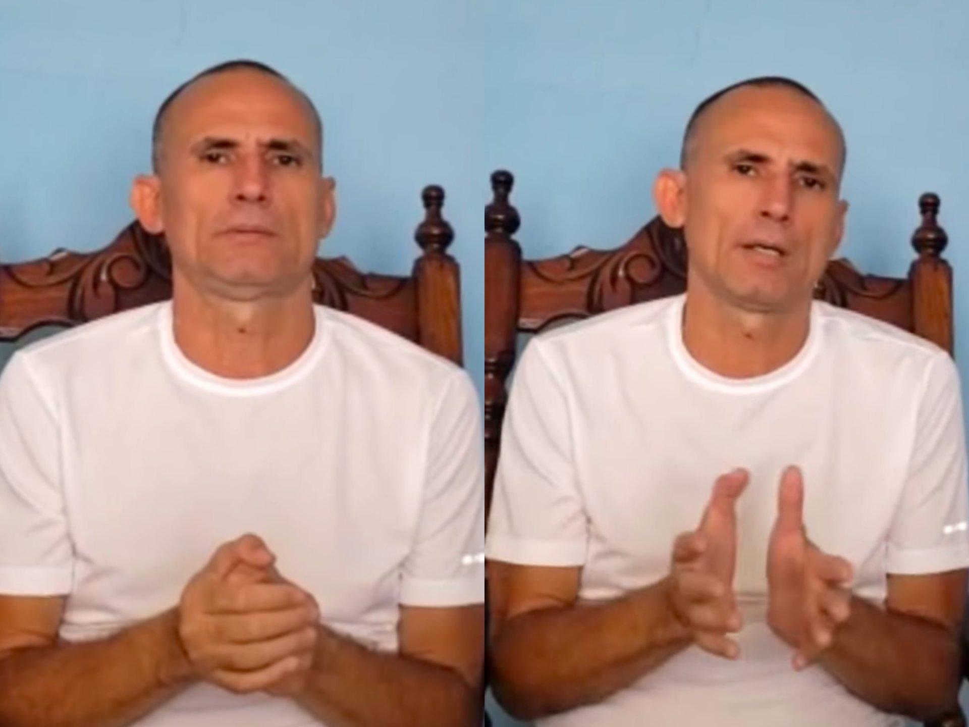 """El líder opositor José Daniel Ferrer relata sus vivencias en prisión: """"Salí de esa tumba sucia"""""""