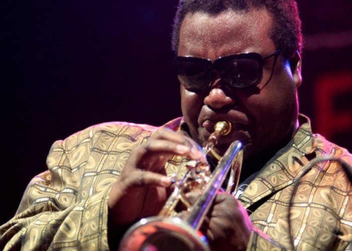 Trumpetista Wallace Roney