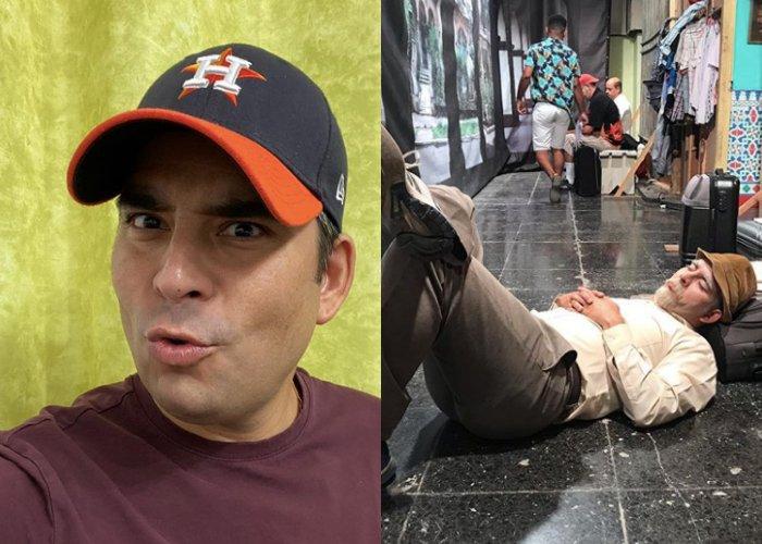 actor y humorista cubano Luis Daniel Silva