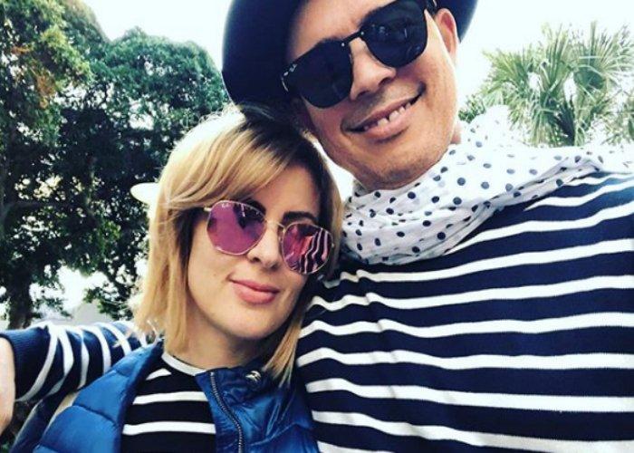 Claudia y Alexis Valdés