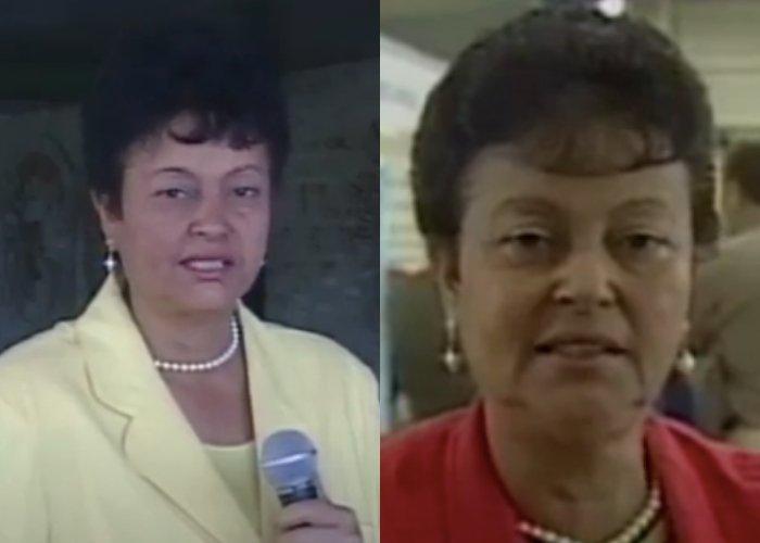 Freyda García Rivera, reconocida periodista del Sistema Informativo de la Televisión Cubana