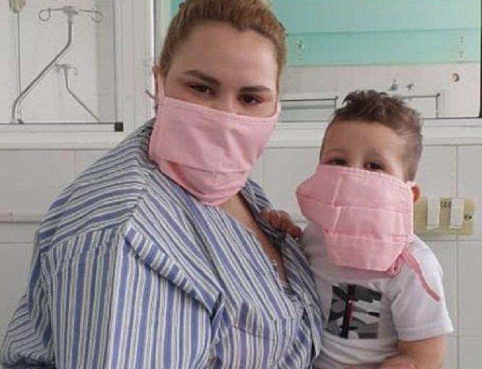 Se recupera del coronavirus el primer niño contagiado en Cuba