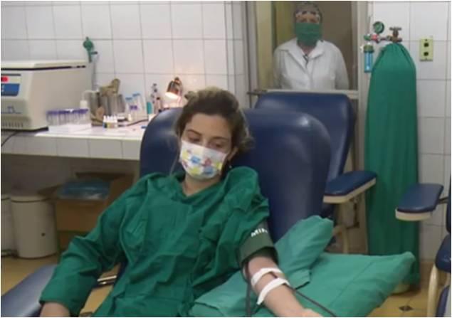 "Cuba aplica la terapia ""Plasma hiperinmne"" en 6 provincias"