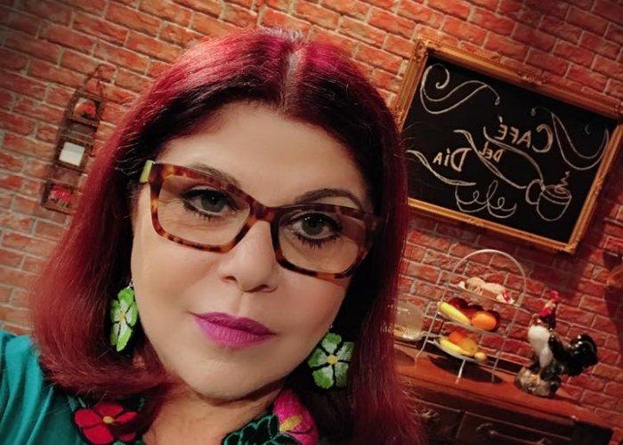 Actriz cubana Susana Pérez
