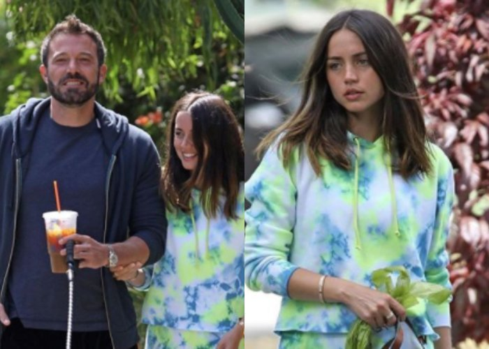 Ana de Armas and Ben Affleck are looking for a house in Los Angeles