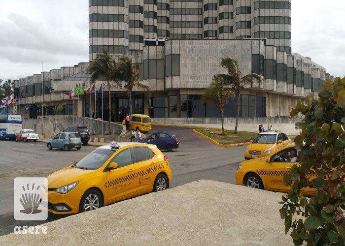Hotel Meliá Cohiba, en La Habana