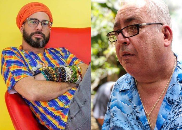 Alex Otaola y Juan Karlos