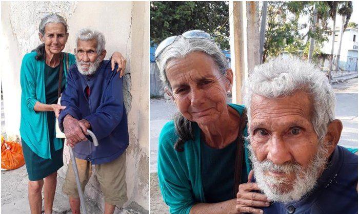 Cubana pide ayuda para encontrar a familiar con demencia senil desparecido en El Cerro