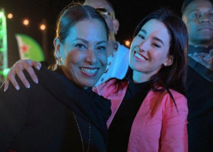 Edith Massola y Pau Rodríguez