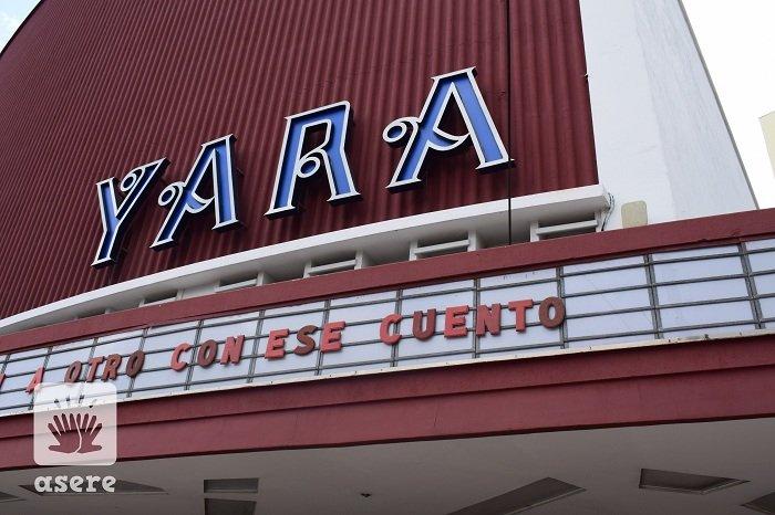 Salas de cine en Cuba abrirán en la segunda fase pospandemia