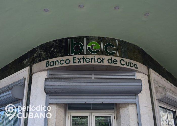 Banco Exterior de Cuba, en La Habana