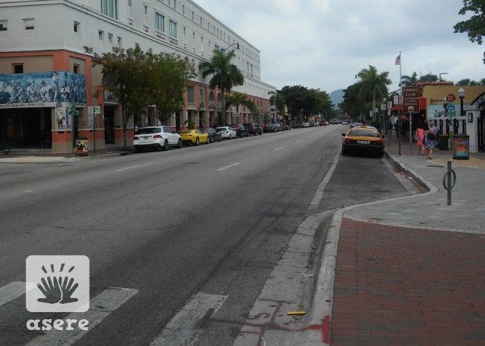 Barrio de La Pequeña Habana, en Miami-Dade