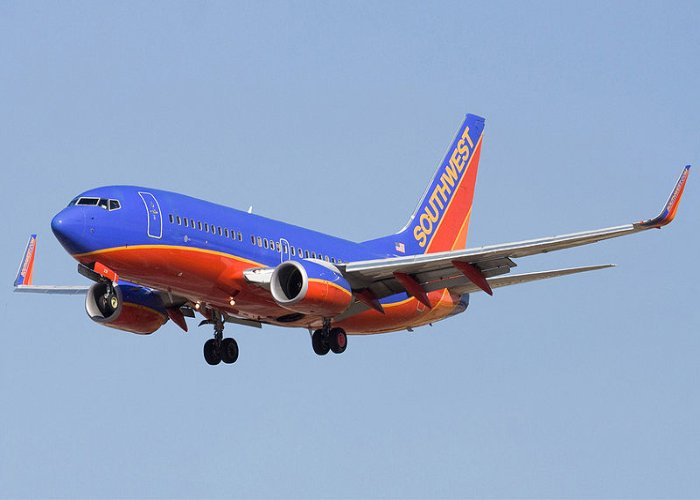 Boeing 737–700 de Southwest Airlines
