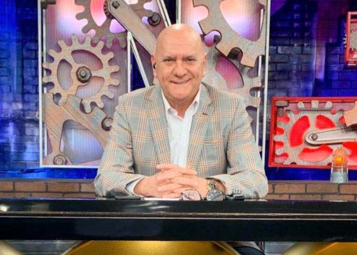 Presentador cubano Carlos Otero