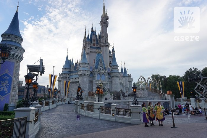 castillo de magic kingdown en disneyworld (13)