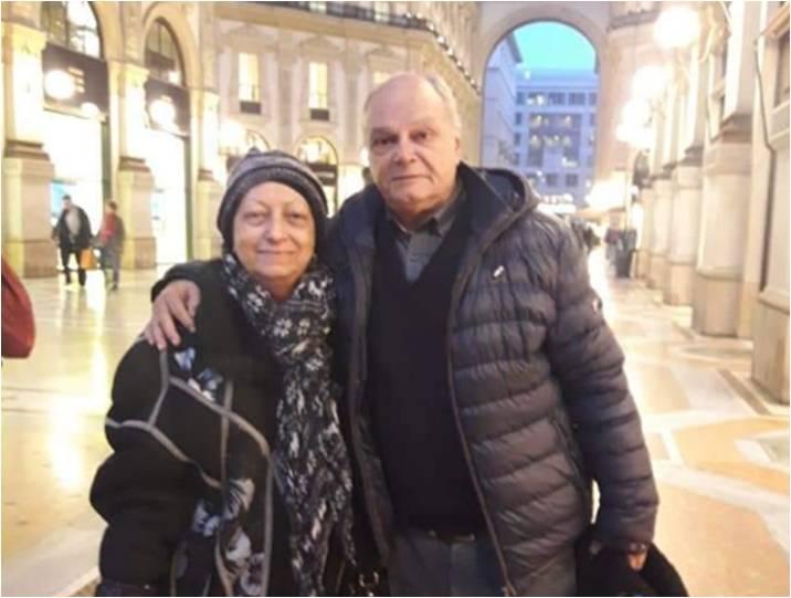 Muere Elsa Ruiz esposa del destacado actor cubano Enrique Molina