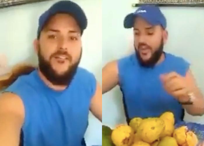 Cubano Daniel Mederos