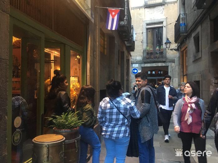 Asesinan a joven cubano durante pelea en un bar de Madrid