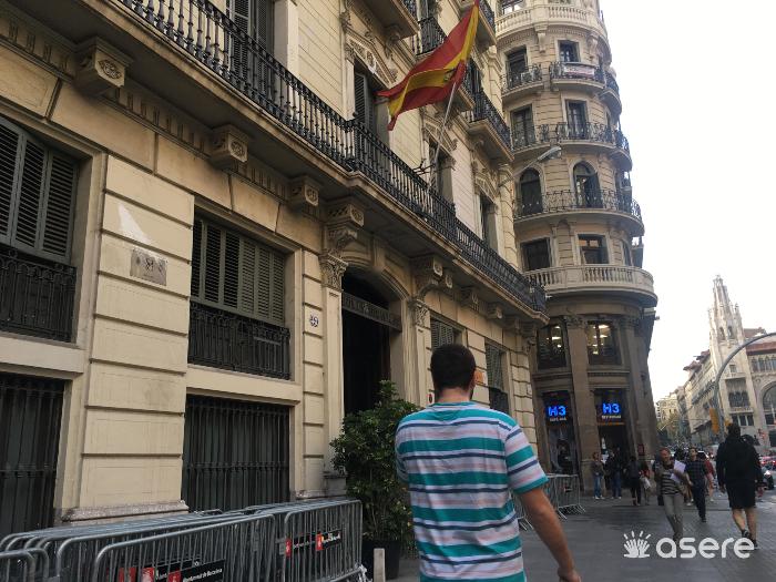 Cubano es detenido en Madrid con 7 kilos de cocaína procedente de Colombia