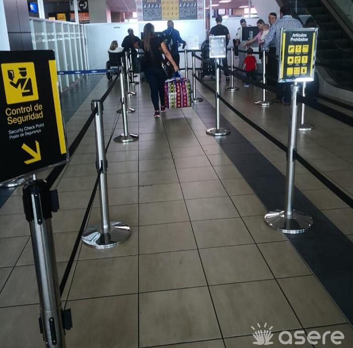 Lee las nuevas medidas sanitarias del Aeropuerto de Panamá antes de viajar