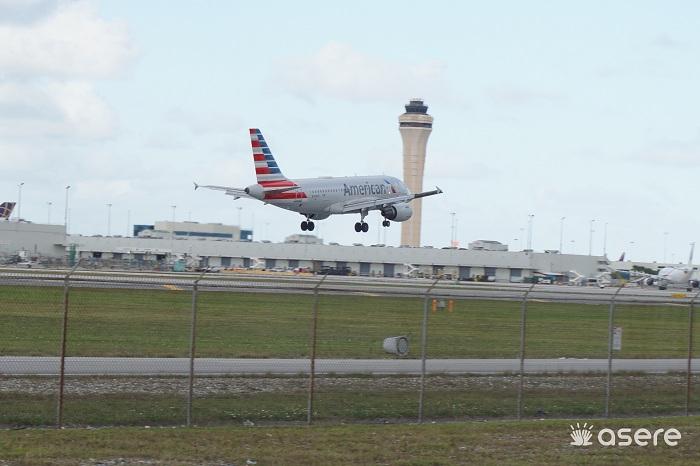 American Airlines confirma la cancelación de vuelos de EEUU a Cuba