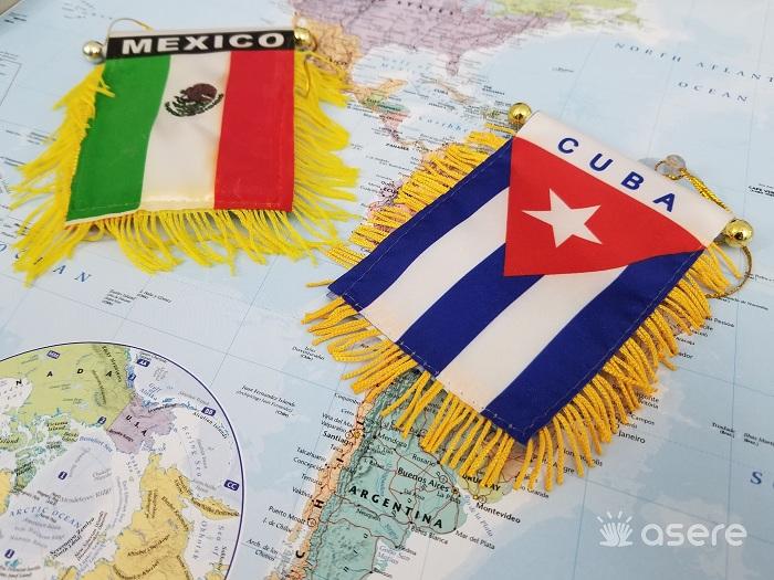 Más de 4.000 cubanos solicitaron asilo en México este año