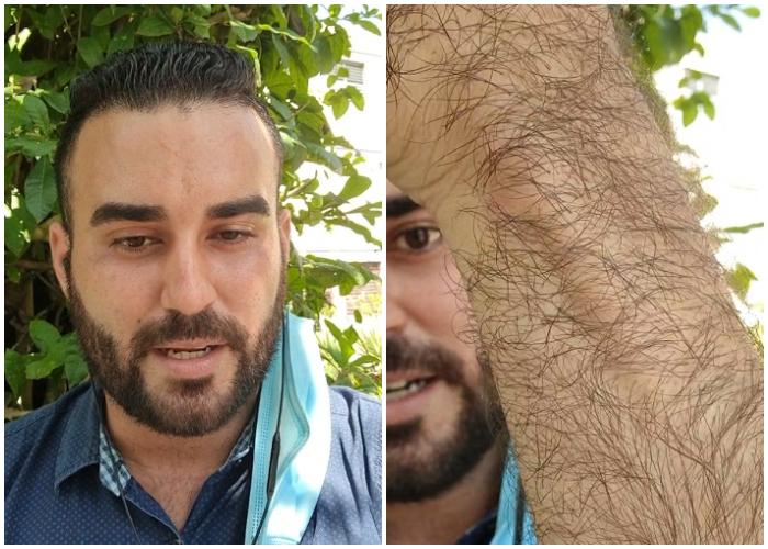 """""""Eso no es humano"""": Manuel Guerra explica cómo fue su detención"""